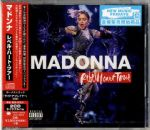 REBEL HEART TOUR - JAPAN 2-CD ALBUM + Bonus Track